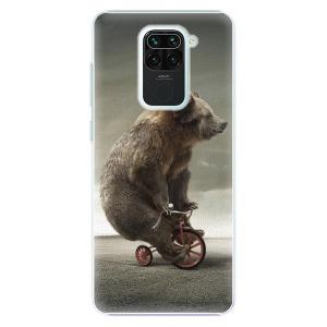 Plastové pouzdro iSaprio - Bear 01 na mobil Xiaomi Redmi Note 9
