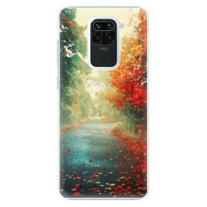 Plastové pouzdro iSaprio - Autumn 03 na mobil Xiaomi Redmi Note 9