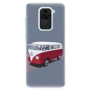 Plastové pouzdro iSaprio - VW Bus na mobil Xiaomi Redmi Note 9