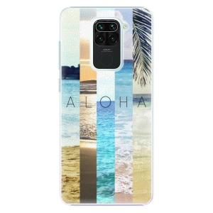 Plastové pouzdro iSaprio - Aloha 02 na mobil Xiaomi Redmi Note 9
