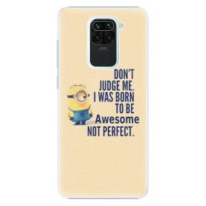 Plastové pouzdro iSaprio - Be Awesome na mobil Xiaomi Redmi Note 9