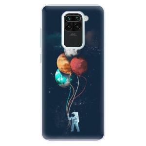 Plastové pouzdro iSaprio - Balloons 02 na mobil Xiaomi Redmi Note 9