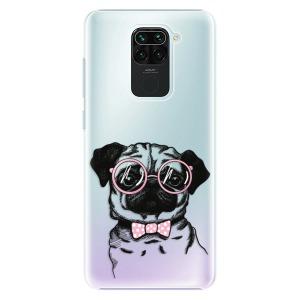 Plastové pouzdro iSaprio - The Pug na mobil Xiaomi Redmi Note 9 - poslední kousek za tuto cenu