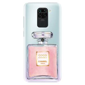Plastové pouzdro iSaprio - Chanel Rose na mobil Xiaomi Redmi Note 9