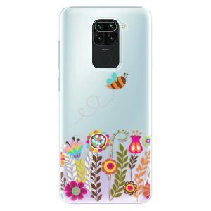 Plastové pouzdro iSaprio - Bee 01 na mobil Xiaomi Redmi Note 9