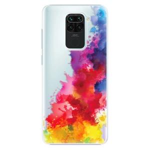 Plastové pouzdro iSaprio - Color Splash 01 na mobil Xiaomi Redmi Note 9