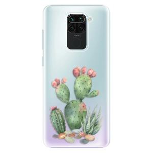Plastové pouzdro iSaprio - Cacti 01 na mobil Xiaomi Redmi Note 9