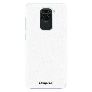 Plastové pouzdro iSaprio - 4Pure - bílé na mobil Xiaomi Redmi Note 9