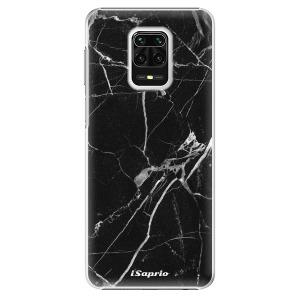 Plastové pouzdro iSaprio - Black Marble 18 na mobil Xiaomi Redmi Note 9S / Xiaomi Redmi Note 9 Pro