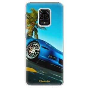 Plastové pouzdro iSaprio - Car 10 na mobil Xiaomi Redmi Note 9S / Xiaomi Redmi Note 9 Pro