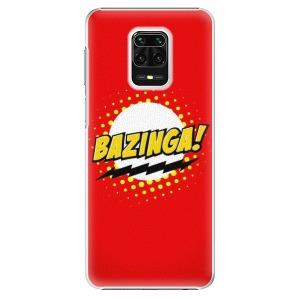 Plastové pouzdro iSaprio - Bazinga 01 na mobil Xiaomi Redmi Note 9S / Xiaomi Redmi Note 9 Pro