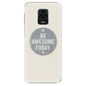 Plastové pouzdro iSaprio - Awesome 02 na mobil Xiaomi Redmi Note 9S / Xiaomi Redmi Note 9 Pro