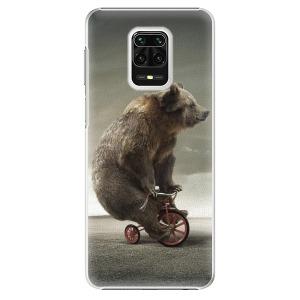 Plastové pouzdro iSaprio - Bear 01 na mobil Xiaomi Redmi Note 9S / Xiaomi Redmi Note 9 Pro