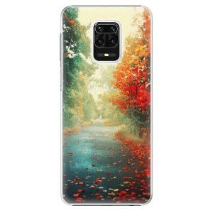 Plastové pouzdro iSaprio - Autumn 03 na mobil Xiaomi Redmi Note 9S / Xiaomi Redmi Note 9 Pro