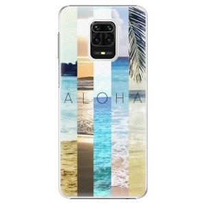 Plastové pouzdro iSaprio - Aloha 02 na mobil Xiaomi Redmi Note 9S / Xiaomi Redmi Note 9 Pro