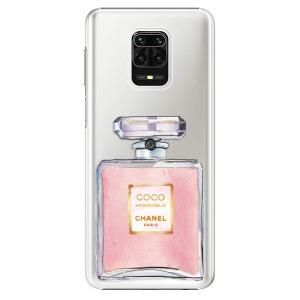 Plastové pouzdro iSaprio - Chanel Rose na mobil Xiaomi Redmi Note 9S / Xiaomi Redmi Note 9 Pro