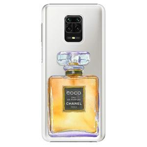 Plastové pouzdro iSaprio - Chanel Gold na mobil Xiaomi Redmi Note 9S / Xiaomi Redmi Note 9 Pro