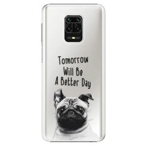 Plastové pouzdro iSaprio - Better Day 01 na mobil Xiaomi Redmi Note 9S / Xiaomi Redmi Note 9 Pro