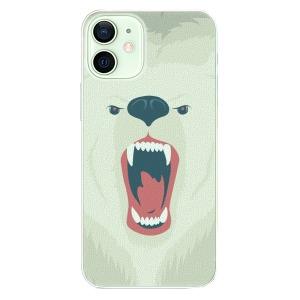 Plastové pouzdro iSaprio - Angry Bear na mobil Apple iPhone 12 Mini
