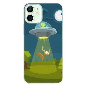 Plastové pouzdro iSaprio - Alien 01 na mobil Apple iPhone 12 Mini