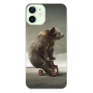 Plastové pouzdro iSaprio - Bear 01 na mobil Apple iPhone 12 Mini