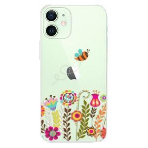Plastové pouzdro iSaprio - Bee 01 na mobil Apple iPhone 12 Mini