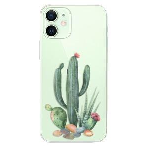 Plastové pouzdro iSaprio - Cacti 02 na mobil Apple iPhone 12 Mini