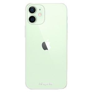 Plastové pouzdro iSaprio - 4Pure - čiré bez potisku na mobil Apple iPhone 12 Mini