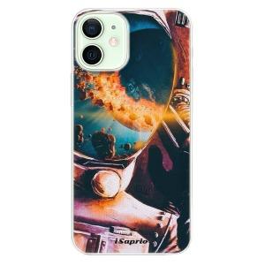 Plastové pouzdro iSaprio - Astronaut 01 na mobil Apple iPhone 12