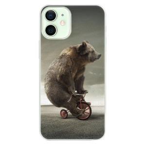 Plastové pouzdro iSaprio - Bear 01 na mobil Apple iPhone 12