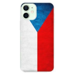 Plastové pouzdro iSaprio - Czech Flag na mobil Apple iPhone 12