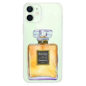 Plastové pouzdro iSaprio - Chanel Gold na mobil Apple iPhone 12