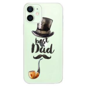 Plastové pouzdro iSaprio - Best Dad na mobil Apple iPhone 12