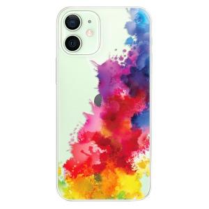 Plastové pouzdro iSaprio - Color Splash 01 na mobil Apple iPhone 12