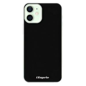 Plastové pouzdro iSaprio - 4Pure - černé na mobil Apple iPhone 12