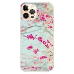 Plastové pouzdro iSaprio - Blossom 01 na mobil Apple iPhone 12 Pro