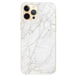 Plastové pouzdro iSaprio - GoldMarble 13 na mobil Apple iPhone 12 Pro - poslední kousek za tuto cenu