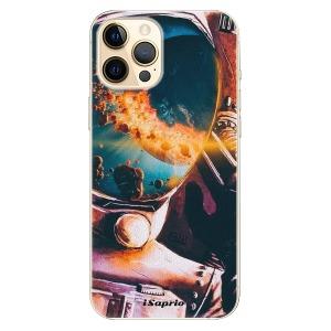 Plastové pouzdro iSaprio - Astronaut 01 na mobil Apple iPhone 12 Pro