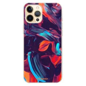 Plastové pouzdro iSaprio - Color Marble 19 na mobil Apple iPhone 12 Pro