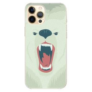 Plastové pouzdro iSaprio - Angry Bear na mobil Apple iPhone 12 Pro