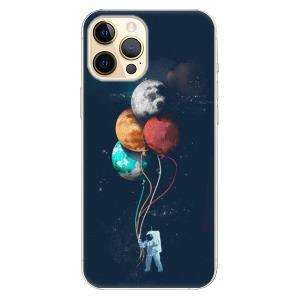 Plastové pouzdro iSaprio - Balloons 02 na mobil Apple iPhone 12 Pro