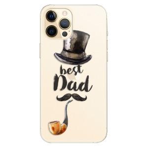Plastové pouzdro iSaprio - Best Dad na mobil Apple iPhone 12 Pro
