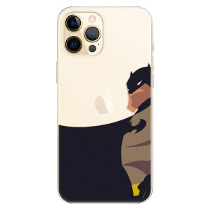 Plastové pouzdro iSaprio - BaT Comics na mobil Apple iPhone 12 Pro