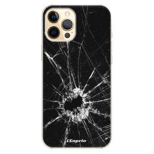 Plastové pouzdro iSaprio - Broken Glass 10 na mobil Apple iPhone 12 Pro Max