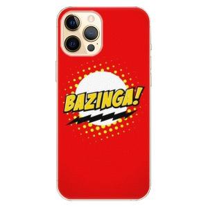 Plastové pouzdro iSaprio - Bazinga 01 na mobil Apple iPhone 12 Pro Max
