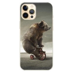Plastové pouzdro iSaprio - Bear 01 na mobil Apple iPhone 12 Pro Max