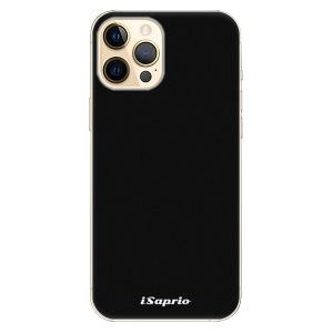 Plastové pouzdro iSaprio - 4Pure - černé na mobil Apple iPhone 12 Pro Max