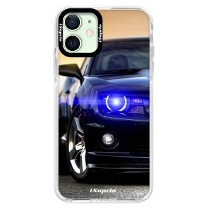 Silikonové pouzdro Bumper iSaprio - Chevrolet 01 na mobil Apple iPhone 12 Mini