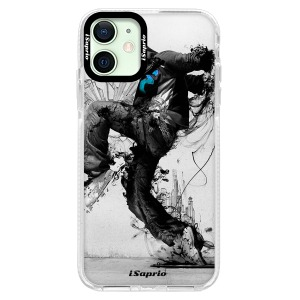 Silikonové pouzdro Bumper iSaprio - Dance 01 na mobil Apple iPhone 12 Mini