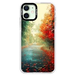 Silikonové pouzdro Bumper iSaprio - Autumn 03 na mobil Apple iPhone 12 Mini